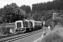 """Deutz 57368 - DB """"211 131-8"""" 04.08.1980 Betzdorf,Schrankenposten72 [D] Bruno Georg"""