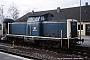 """Deutz 57378 - DB """"211 141-7"""" 02.02.1988 Crailsheim,Bahnhof [D] Stefan Motz"""