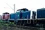 """Deutz 57381 - DB """"211 144-1"""" 15.04.1989 Heilbronn,Bahnbetriebswerk [D] Ernst Lauer"""