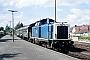"""Deutz 57398 - DB """"211 161-5"""" 06.07.1988 Heroldsberg,Bahnhof [D] Stefan Motz"""