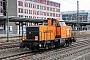 """Deutz 57574 - BBL Logistik """"BBL 22"""" 27.02.2020 München,Heimeranplatz [D] Dr. Günther Barths"""