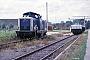 """Deutz 57580 - DB """"212 211-7"""" 10.06.1986 Germersheim,Hafen [D] Ingmar Weidig"""
