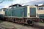 "Deutz 57581 - DB ""212 212-5"" 31.07.1993 Karlsruhe,Bahnbetriebswerk [D] Norbert Schmitz"