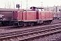 "Deutz 57591 - DB ""212 222-4"" 16.11.1984 Landau,Bahnhof [D] Ingmar Weidig"