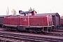 "Deutz 57591 - DB ""212 222-4"" 18.11.1984 Landau,Bahnhof [D] Ingmar Weidig"