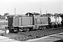 """Deutz 57593 - DB """"212 224-0"""" 14.06.1979 Crailsheim,Bahnhof [D] Stefan Motz"""