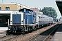 "Deutz 57743 - DB ""212 343-8"" 11.07.1987 Landau,Bahnhof [D] Ingmar Weidig"