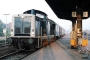 "Deutz 57743 - DB ""212 343-8"" 29.08.1985 Lebach,Bahnhof [D] Manfred Britz"