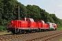 """Deutz 57743 - DB Netz """"714 102"""" 26.08.2015 Langwedel(Weser) [D] Torsten Klose"""