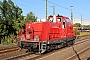 "Deutz 57743 - DB Netz ""714 102"" 24.08.2016 Wunstorf [D] Thomas Wohlfarth"