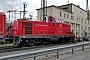 """Deutz 57743 - DB Netz """"714 102"""" 06.05.2019 Mannheim,Hauptbahnhof [D] Wolfgang Rudolph"""