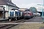 "Deutz 57745 - DB ""212 345-3"" 17.10.1987 Landau,Hauptbahnhof [D] Ingmar Weidig"