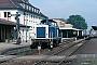 "Deutz 57745 - DB ""212 345-3"" 01.10.1987 Landau(Pfalz),Hauptbahnhof [D] Ingmar Weidig"