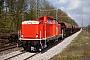 """Deutz 57747 - DB Fahrwegdienste """"212 347-9"""" 11.04.2009 Haste [D] Thomas Wohlfarth"""