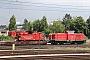 """Deutz 57747 - DB Fahrwegdienste """"212 347-9"""" 30.05.2014 Basel [CH] Ralf Lauer"""