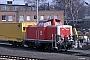 "Deutz 57752 - DB ""214 352-7"" 08.03.1991 Fulda [D] Ingmar Weidig"
