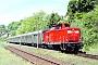 "Deutz 57756 - DB Cargo ""212 356-0"" 21.05.2001 HartenrodBf [D] Andreas Kabelitz"