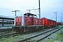 """Deutz 57757 - DB Cargo """"212 357-8"""" 12.11.2000 Fulda,Hauptbahnhof [D] Ernst Lauer"""