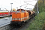 "Deutz 57757 - LOCON ""208"" 11.11.2012 Kiel,Hauptbahnhof [D] Tomke Scheel"