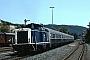 """Deutz 57760 - DB """"212 360-2"""" 24.07.1983 Hersbruck,Bahnhof [D] Helge Deutgen"""