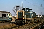 "Deutz 57763 - DB ""212 363-6"" 14.02.1984 Dieburg,Bahnhof [D] Kurt Sattig"