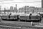 """Deutz 57768 - DB """"212 368-5"""" 08.04.1979 Frankfurt(Main),Bahnbetriebswerk [D] Michael Hafenrichter"""