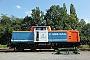 """Deutz 57769 - NBE RAIL """"212 369-3"""" 05.07.2011 Aschaffenburg,Hafenbahnhof [D] Michael Mann"""