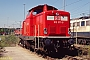 """Deutz 57771 - DB Cargo """"212 371-9"""" 09.09.2002 Landshut [D] Axel Schaer"""