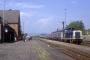 """Deutz 57780 - DB """"212 380-0"""" 10.05.1990 Hammelburg,Bahnhof [D] Archiv Ingmar Weidig"""