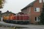 "Esslingen 5301 - BayBa ""V 100 1365"" 2003 Moers,VosslohLocomotivesGmbH,Service-Zentrum [D] Michael Ruge"