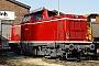 "Esslingen 5301 - BayBa ""V 100 1365"" __.05.2003 Moers,VosslohLocomotivesGmbH,Service-Zentrum [D] Alexander Leroy"