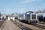 """Esslingen 5292 - DB """"211 356-1"""" 03.11.1993 Villingen,Bahnhof [D] Ingmar Weidig"""