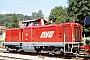 """Esslingen 5294 - AVG """"61"""" 11.09.1992 Busenbach,Bahnhof [D] Stefan Motz"""