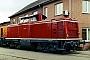 """Esslingen 5301 - BayBa """"V 100 1365"""" __.05.2003 Moers,VosslohLocomotivesGmbH,Service-Zentrum [D] Patrick Böttger"""