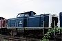 "Henschel 30518 - DB ""211 169-8"" 15.04.1989 Heilbronn,Bahnbetriebswerk [D] Ernst Lauer"