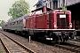 "Henschel 30519 - DB ""211 170-6"" 29.05.1987 Ewersbach [D] Andreas Schmidt"