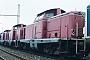 "Henschel 30526 - DB ""211 177-1"" 15.04.1989 Heilbronn,Bahnbetriebswerk [D] Ernst Lauer"