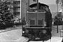 """Henschel 30534 - DB """"211 185-4"""" 05.01.1979 Biedenkopf,Bahnhof [D] Stefan Motz"""