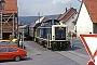 """Henschel 30540 - DB """"211 191-2"""" 17.08.1983 Wegfurt [D] Michael Hafenrichter"""