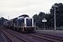 """Henschel 30540 - DB """"211 191-2"""" 17.07.1987 Nidda [D] Gerd Hahn"""