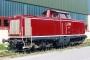 """Henschel 30541 - LSB """"04"""" __.__.199x - Paul Burkhard"""