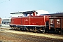 "Henschel 30544 - DB ""211 195-3"" 22.04.1975 Korntal,Bahnhof [D] Stefan Motz"