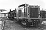 "Henschel 30545 - DB ""211 196-1"" 01.07.1974 Rottweil.Bahnbetriebswerk [D] Harald Belz"