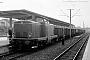 "Henschel 30547 - DB ""211 198-7"" 16.10.1982 Korntal,Bahnhof [D] Stefan Motz"