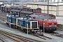 """Henschel 30555 - DB """"211 206-8"""" 23.03.1991 Schweinfurt [D] Ingmar Weidig"""