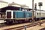 """Henschel 30558 - DB """"211 209-2"""" 20.06.1993 Friedrichshafen,Stadtbahnhof [D] Lutz Diebel"""