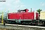 "Henschel 30564 - On Rail ""OR 05"" 19.06.1993 - MoersDr. Günther Barths"