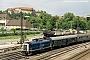 """Henschel 30565 - DB """"211 216-7"""" 27.05.1986 Tübingen,Hauptbahnhof [D] Stefan Motz"""