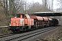 """Henschel 30795 - BBL Logistik """"BBL 18"""" 28.02.2021 Hannover-Limmer [D] Thomas Wohlfarth"""