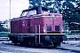 "Henschel 30799 - DB ""212 113-5"" 14.06.1987 Bingerbrück,Bahnbetriebswerk [D] Ernst Lauer"